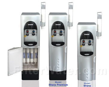 Sharp Water Coolers