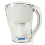 Pitcher Water Filter by Crystal Quest