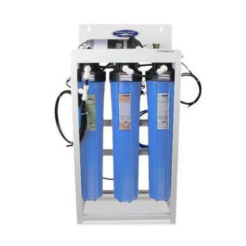 Commercial Reverse Osmosis System 200 Gpd